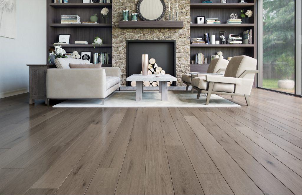 Torlys NZ - Saybrook Oak is a Super solid engineered timber flooring option for your home.